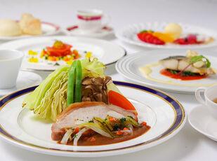 今がチャンス!嬬恋プリンスホテルのお得な洋食ディナープラン! 写真