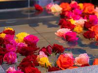 温泉露天風呂付客室で素敵な記念日を