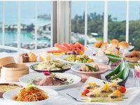 オーシャンビューの美しい景色を望み、沖縄の美味を愉しむ