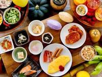 朝食付★Standard Stay-朝は自慢の島食材ブッフェ