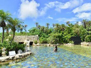 【シギラ温泉特典】南の島の温泉でリラックスプラン 写真