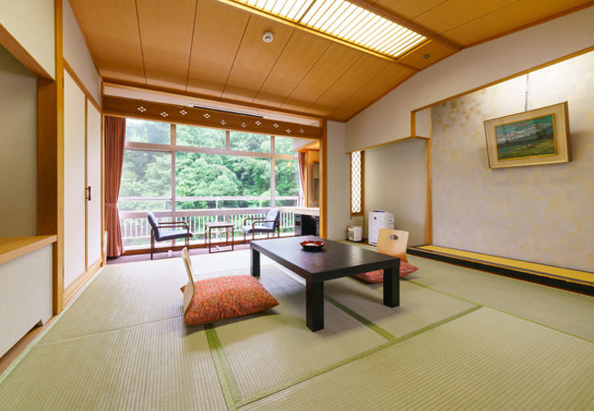 飯坂温泉 飯坂ホテル聚楽(じゅらく) 写真