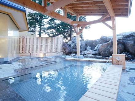 天然温泉 田沢湖レイクリゾート 写真