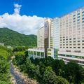 定山渓温泉 定山渓ビューホテル 写真
