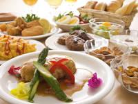 最安値宣言【北海道食材使用】和洋食の朝食バイキングプラン