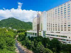 定山渓温泉のホテル