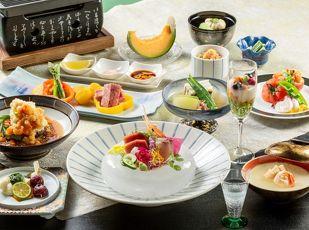 【旬の厳選食材で夏を感じる】饗宴の膳~夏~ 写真