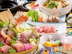 【旬の厳選食材で春を感じる】饗宴の膳~春~  写真