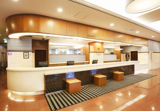 アパホテル<札幌すすきの駅西> 写真