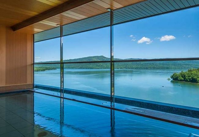 阿寒湖温泉 ニュー阿寒ホテル 写真