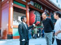 貸切観光タクシー付き宿泊プランで東京の魅力発見!