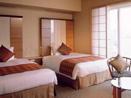 庭のホテル 東京 写真
