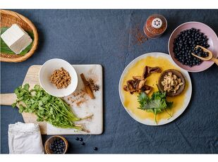 薬膳レシピ世界一の薬膳料理研究家 谷口先生監修 特別プラン 写真