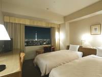 東京スカイツリー(R)フレンドシップホテルに泊まろう♪