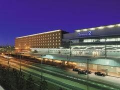 羽田のホテル