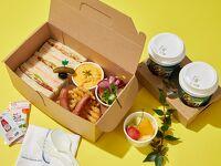 朝食はうれしいモーニングBOXプラン