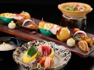 山のホテル伝統「シーズンセレクション」2食付 写真