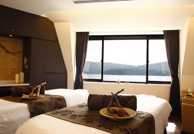 山のホテル 写真