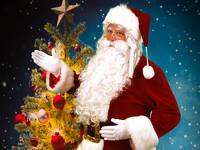 サンタがお部屋にプレゼントをお届け~サプライズクリスマス~