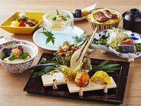 日本料理Kai「うなぎ御膳」
