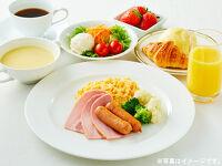 ホテル日航成田 朝食セットメニューのご案内