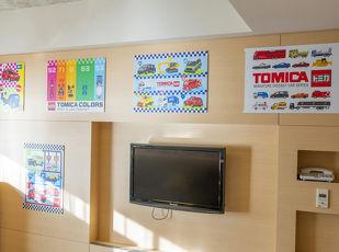 \トミカ50周年記念/2室限定『トミカルーム』宿泊プラン 写真