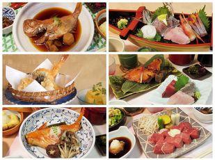 夕食の内容を6つの御膳から選べる! 1泊2食付きプラン 写真