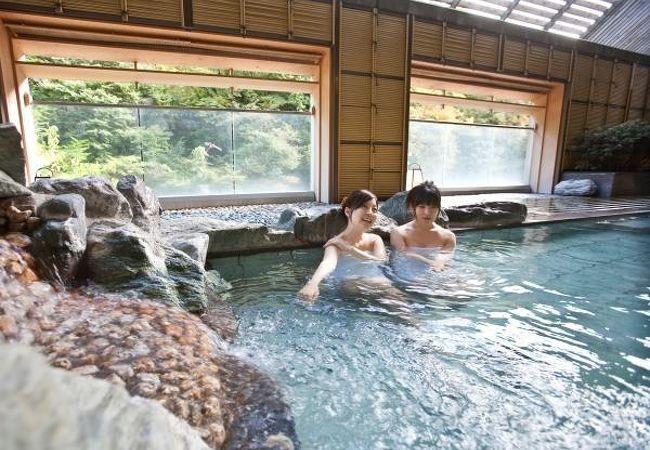 水上温泉 みなかみホテルジュラク 写真