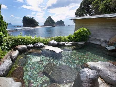堂ヶ島唯一の自家源泉掛流宿 堂ヶ島温泉ホテル 写真
