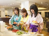 【GoTo対象】ホテルde女子会☆海鮮ディナーバイキング