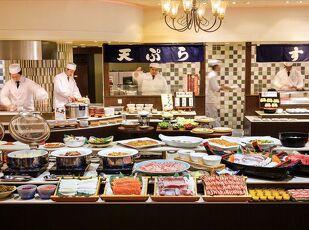【GoTo対象】美肌温泉&約60種食べ放題のバイキング☆彡 写真