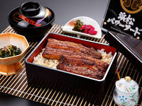 夕食は浜松名物「鰻重」に舌鼓!一泊二食付きプラン
