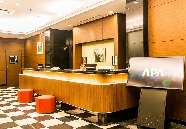 アパヴィラホテル<名古屋丸の内駅前>(アパホテルズ&リゾーツ) 写真