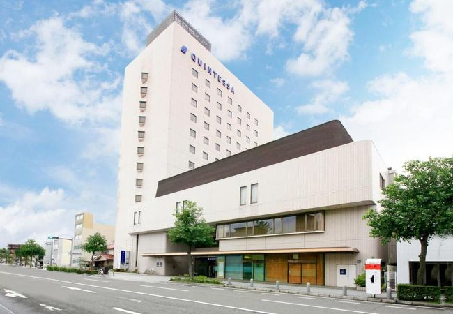 クインテッサホテル大垣 写真