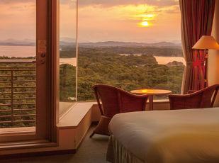 最上階確約!伊勢志摩の美しい英虞湾を見渡すロマンティックな旅 写真
