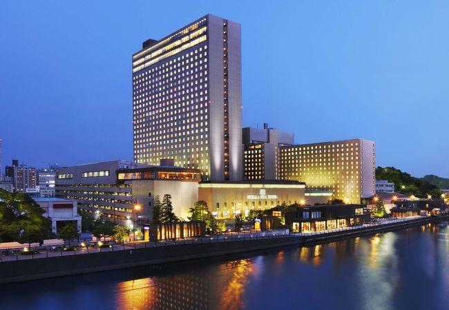 リーガロイヤルホテル (大阪) 写真