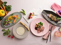 スプリングディナーコース 「彩食健美」
