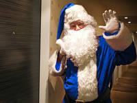 公式WEBサイト限定サンタがお部屋に!クリスマスプラン