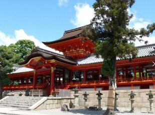 石清水八幡宮 国宝御本社昇殿参拝と歴史探訪プラン 写真