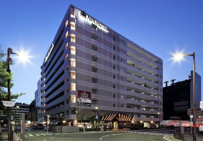 アパホテル<京都駅前> 写真