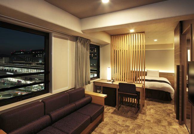 ホテルエルシエント京都 写真
