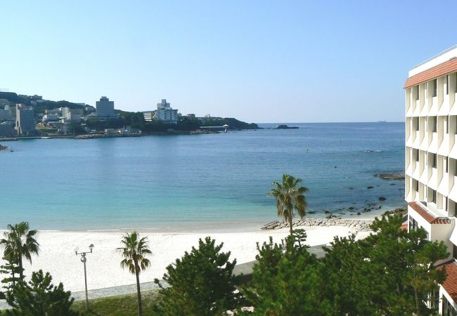 白浜温泉 白良荘グランドホテル 写真