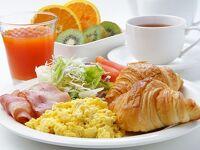 公式サイトからの予約で朝食無料となります!