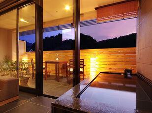 【和モダンな温泉宿】露天風呂付客室有 夏限定イカプラン有  写真