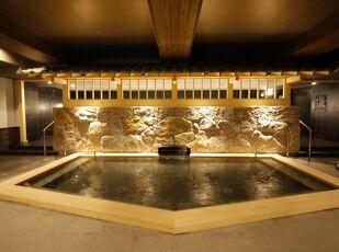 HP予約特典付【天然温泉】大浴場満喫!(駐車場無料・朝食付) 写真