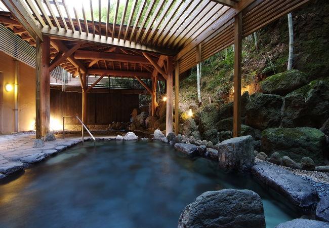 山陰湯村温泉 湧泉の宿 ゆあむ 写真