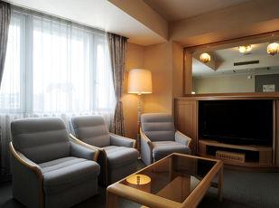 【Go Toトラベル】洋コースディナー&スイートルーム宿泊 写真