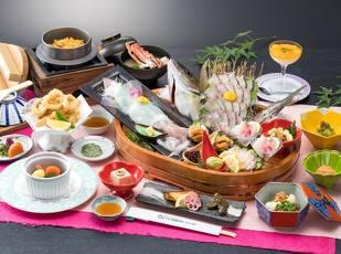 【曜日限定】お魚いっぱい≪浜盛りプラン≫ 写真