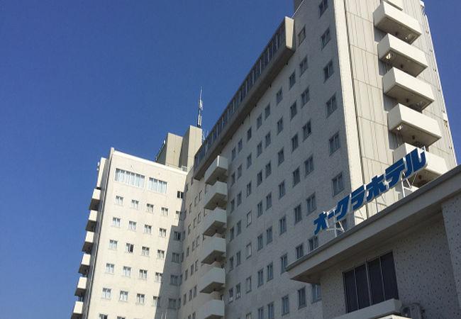 オークラホテル高松 写真