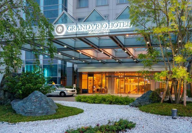 徳島グランヴィリオホテル(ルートイングループ) 写真